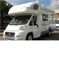 5 berth ace adventurer 635 ek from White Arches Motorhomes