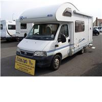 5 berth ace milano from Davan Caravans Ltd