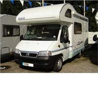 5 berth ace milano from Pearman Briggs Leisure Ltd