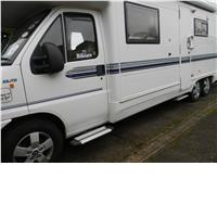 4 berth auto-trail chieftain