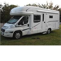 4 berth auto-trail mohawk from Highbridge Caravan Centre Ltd