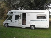 6 berth auto-trail scout from 3As Leisure Motorhome & Caravan Company