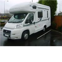 2 berth auto-trail tracker from Highbridge Caravan Centre Ltd