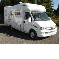 4 berth autocruise starblazer from Ryedale Caravan And Leisure