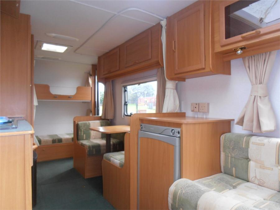 Avondale Dart 556 6 2004 6 Berth Touring Caravan For Sale