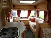 4 berth bailey pageant champagne from Caravans 4 Wales