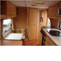 4 berth bailey pageant from Caravans 4 Wales