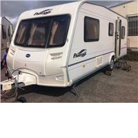 5 berth bailey pageant provence from Caravans 4 Wales