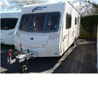 4 berth bailey pageant champagne s6 from South East Caravan Centre