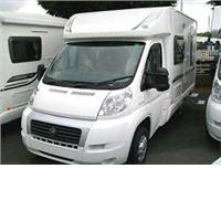 2 berth bessacarr e410 from White Arches Motorhomes