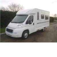 2 berth bessacarr e460 from 3As Leisure Motorhome & Caravan Company