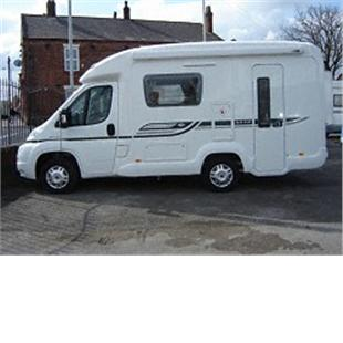 Model  SPRITE MAJOR 5 Diamond Anniversary In Aberdeen  Auto Trader Caravans