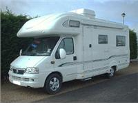 4 berth bessacarr e725 from Highbridge Caravan Centre Ltd