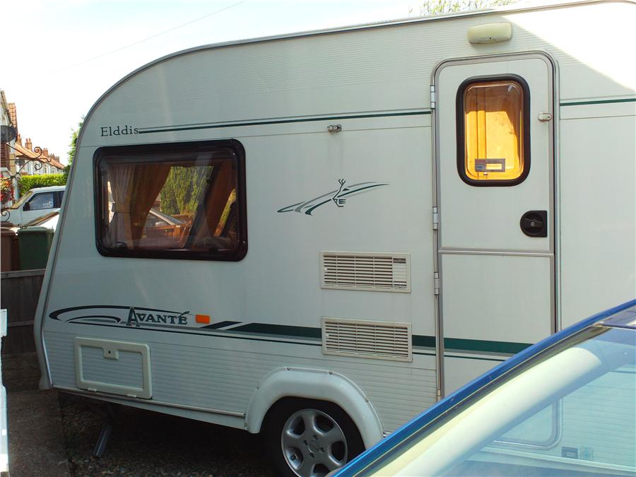 Innovative  550LV 4 BERTH CARAVAN  For Sale  Items  Wirral  Wikiwirralcouk
