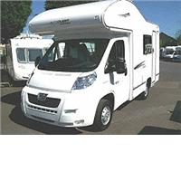 4 berth autoquest 100 from Highbridge Caravan Centre Ltd