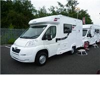 2 berth autoquest 115 from Greentree Caravan And Motorhomes