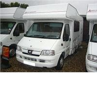 4 berth autoquest 130 from Highbridge Caravan Centre Ltd