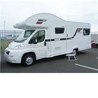 6 berth autoquest 180 from Greentree Caravan And Motorhomes
