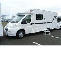 4 berth elddis riva gold 165 from 3As Leisure Motorhome & Caravan Company