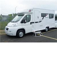 2 berth elddis riva gold gt 140 from 3As Leisure Motorhome & Caravan Company