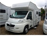 Simple 4 Berth Elddis Sunseeker 140 From Highbridge Caravan Centre Ltd