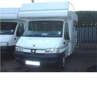 4 berth elddis suntor 200 from Highbridge Caravan Centre Ltd