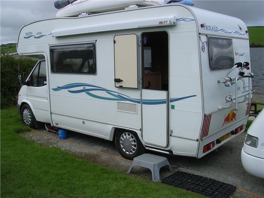Ford Herald 400e 2000 4 Berth Motorhome For Sale From A Private Seller In Devon Pl9 X