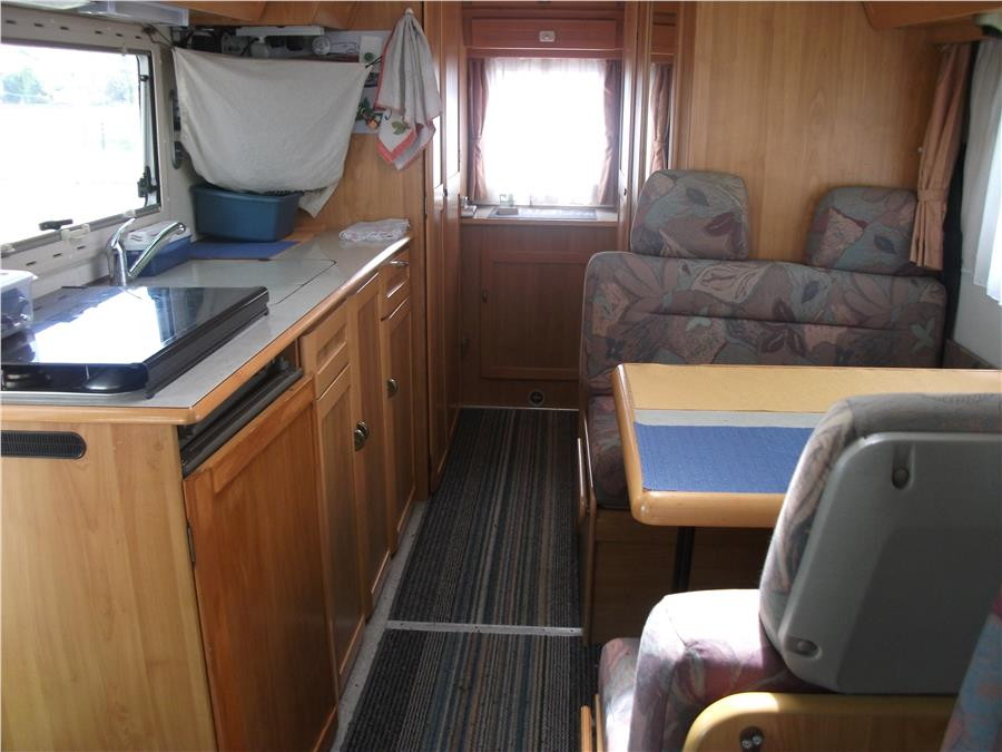 Hymer B564 1994 4 berth Motorhome for sale from a private ...