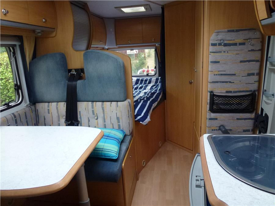 Lunar Champ 2004 4 Berth Motorhome For Sale From A Private