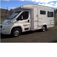 2 berth elddis autoquest 120