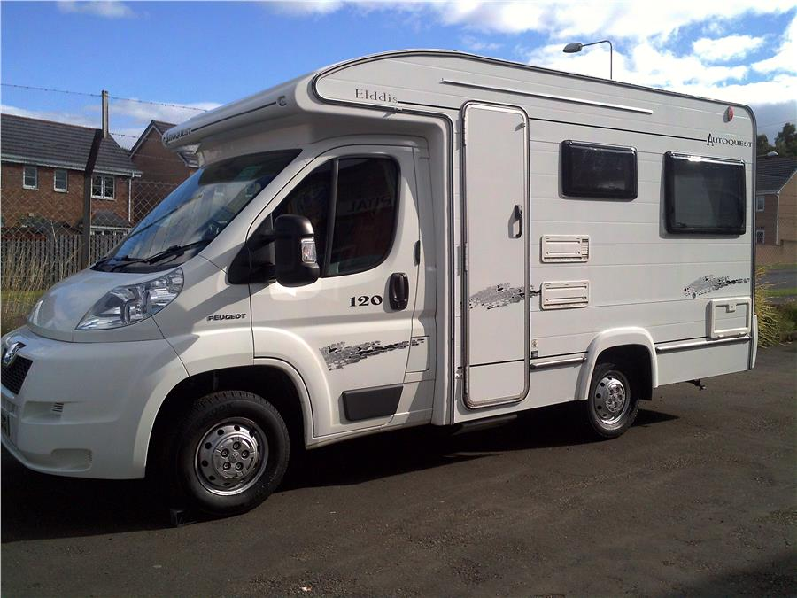 Cool Elddis Autoquest 120 2007 2 Berth Motorhome For Sale From A Private Seller In Fife KY7 X