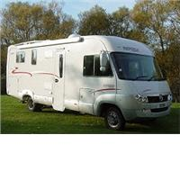 2 berth rapido 992m from Highbridge Caravan Centre Ltd