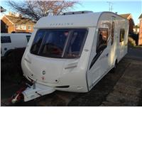 4 berth sterling eccles