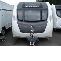 2 berth sterling eccles se topaz from Ryedale Caravan And Leisure