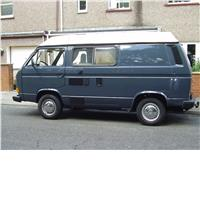 4 berth vw t25