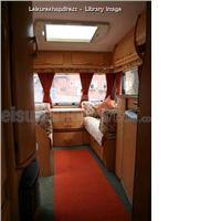 4 berth bailey pageant bordeaux from Master Leisure