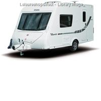 2 berth elddis avante 372 from Campbells Caravans