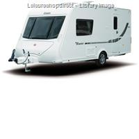 2 berth elddis avante 462 from Goodalls (Huddersfield) Ltd