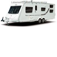 6 berth elddis avante 646 from Caravan Land
