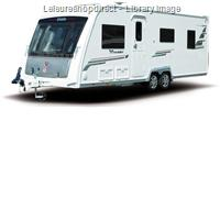 4 berth elddis crusader cyclone from Glossop Caravans Ltd