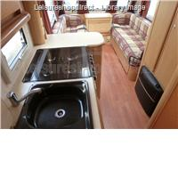 4 berth elddis cyclone gtx from Teeside Caravans