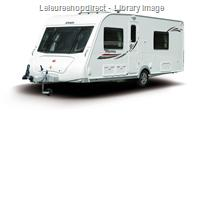 4 berth elddis odyssey 540 from Dyce Caravans Ltd