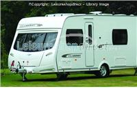4 berth lunar clubman si from Coleford Leisure