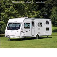 5 berth lunar lexon 550 from Highbridge Caravan Centre Ltd