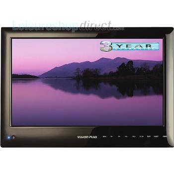 VISION PLUS 15.6$$$ Portable Digital LED TV ~~~ DVD Player