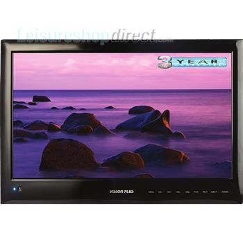 VISION PLUS 18.5$$$ Portable Digital LED TV ~~~ DVD Player