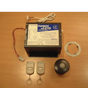 AS210 Remote Control Alarm System