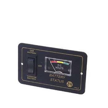 ZIG CPX-7 Control Panel