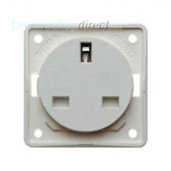 Berker 13 amp Socket - White