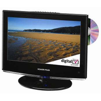 Vision Plus 12v TV - 18.5$$$ Widescreen Digital/Analogue LCD TV